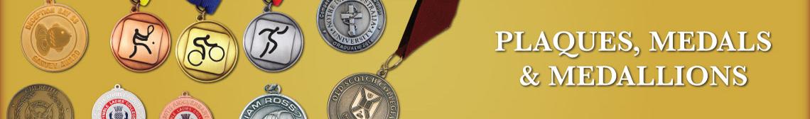 Plaques Medals Medallions