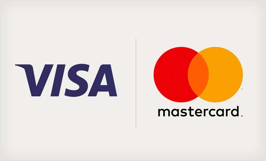 Image result for mastercard visa trust badge