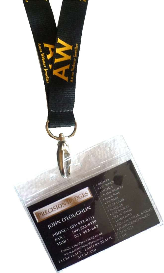 Lanyards With Cold Holders Nz