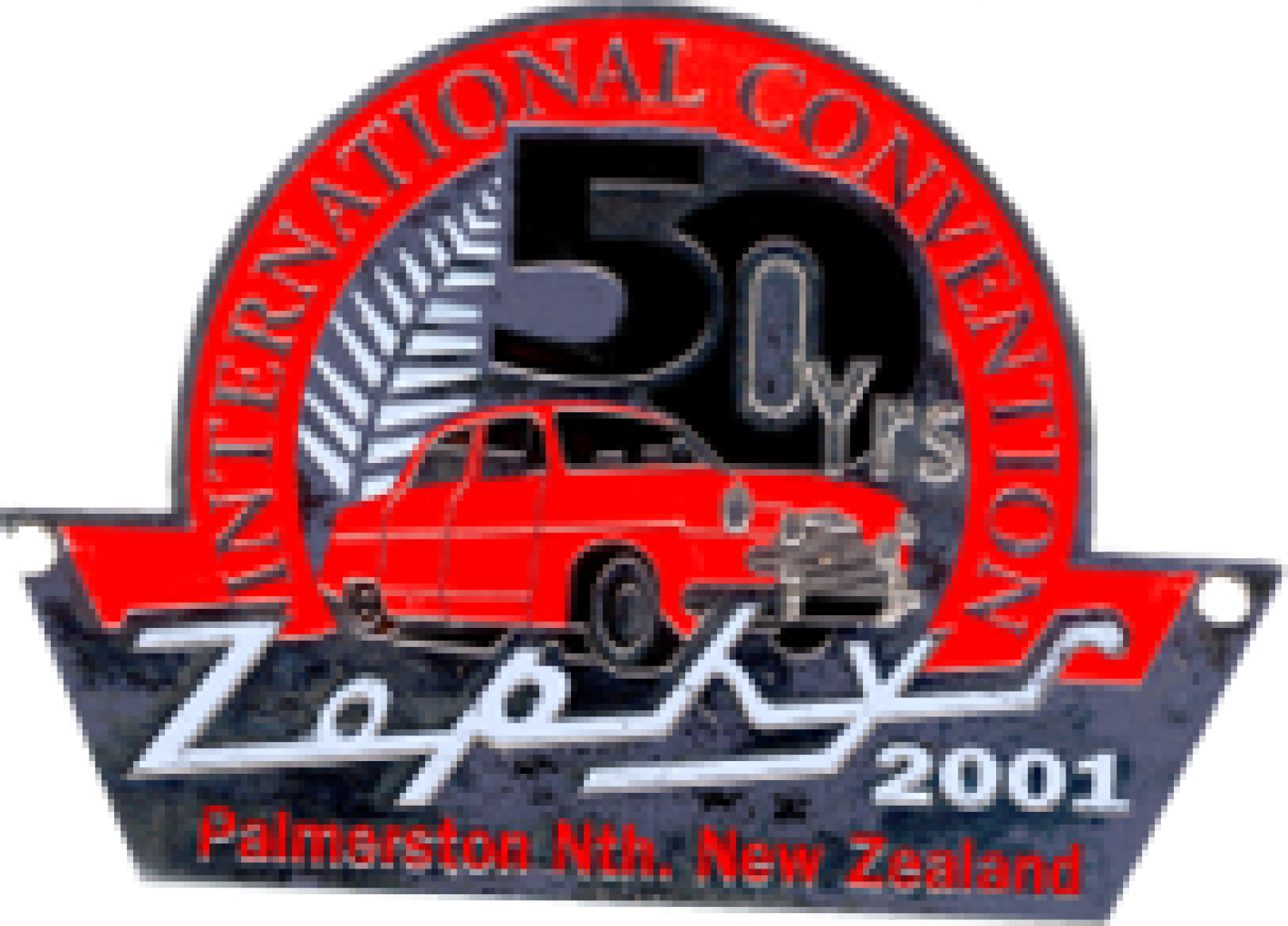 Precision Badges New Zealand