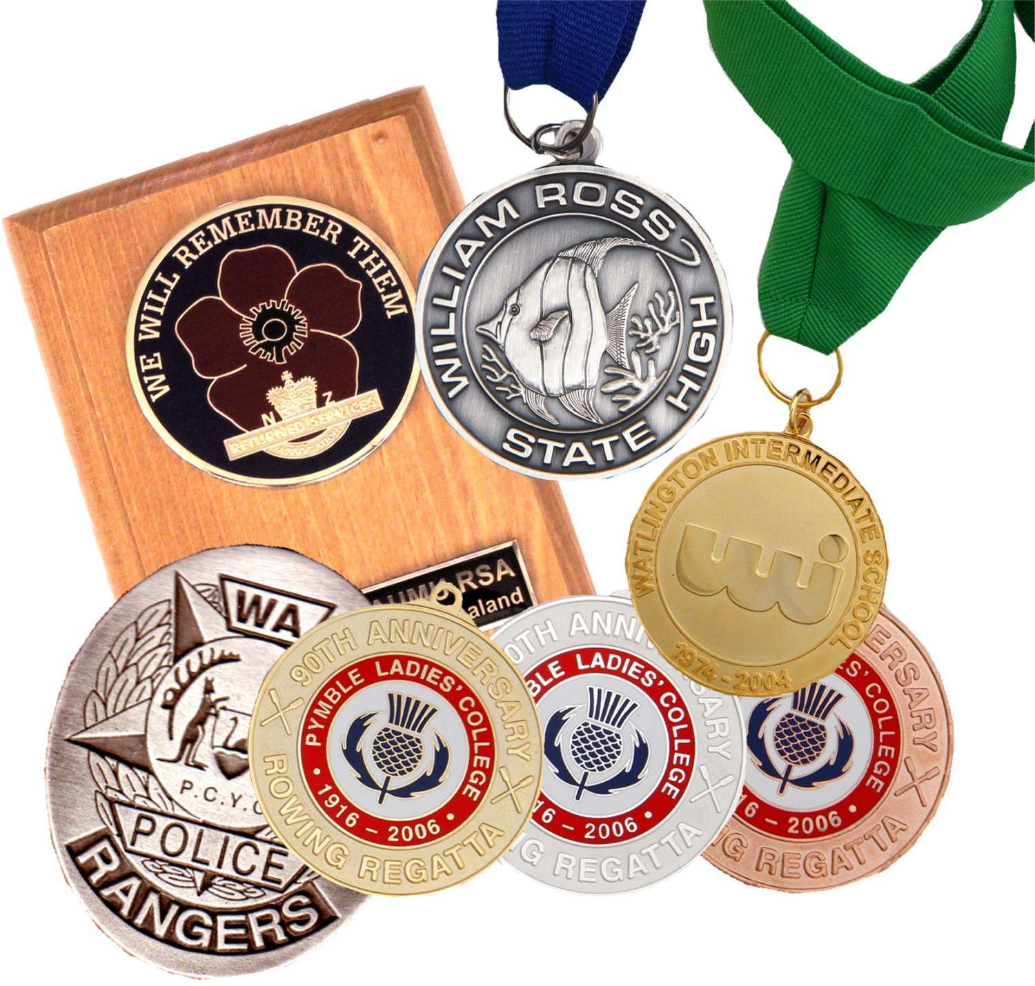 Plaques And Medal Manufacturer Australia